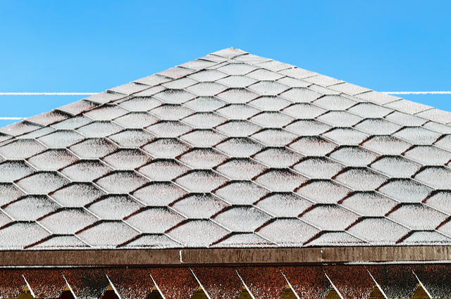 A cool roof in another sense. Image by lihana (via Shutterstock).
