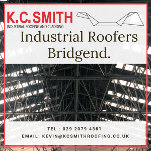 Industrial roofers Bridgend