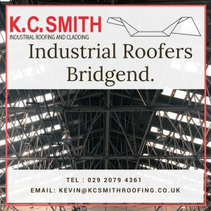 Industrial roofers Bridgend