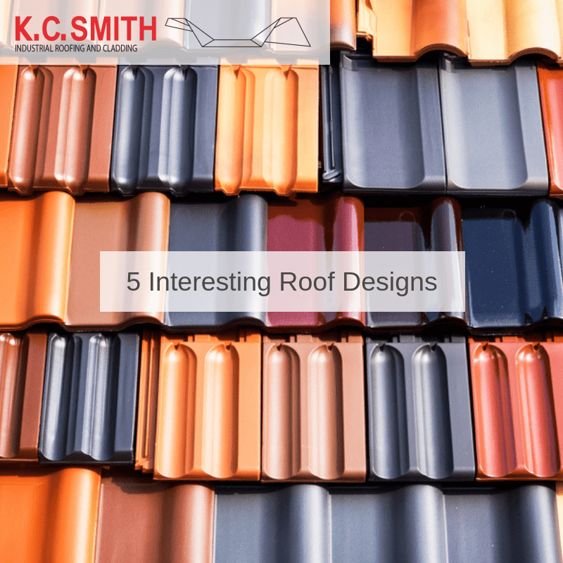 5 Interesting Roof Designs