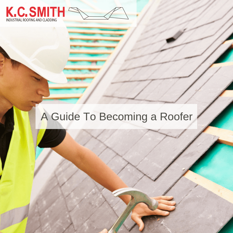 A Guide To Becoming a Roofer