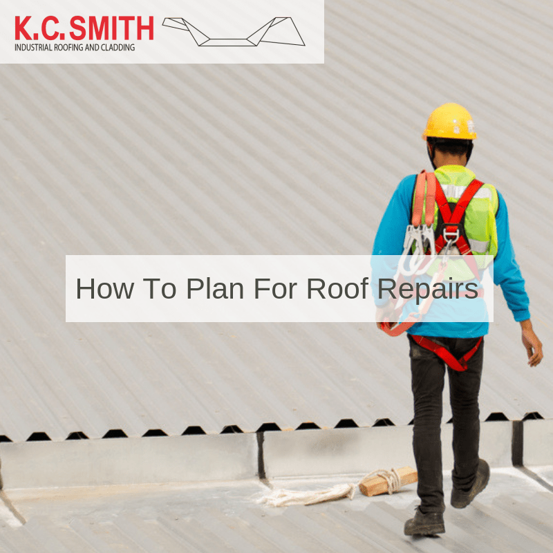 How To Plan For Roof Repairs